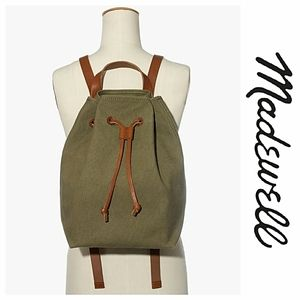 Madewell Canvas Somerset Backpack